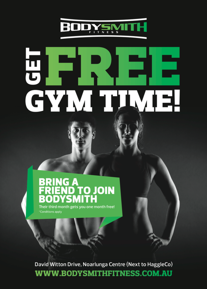 Bring A Friend | BodySmith Fitness
