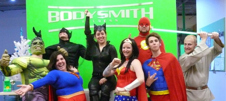 BodySmith Super Hero Night