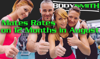 Mates Rates 12 months in August